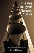 Designing Religious Research Studies eBook