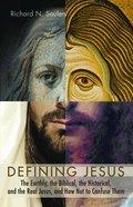 Defining Jesus Paperback