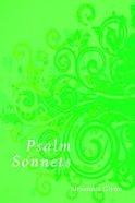 Psalm Sonnets Paperback