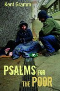 Psalms For the Poor Paperback