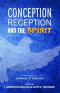 Conception, Reception, and the Spirit eBook