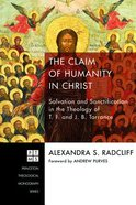 The Claim of Humanity in Christ Paperback