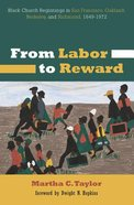 From Labor to Reward Paperback