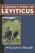 A Compact Study of Leviticus
