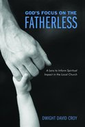 God's Focus on the Fatherless eBook