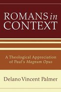 Romans in Context eBook