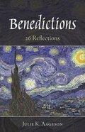 Benedictions Paperback