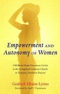 Empowerment and Autonomy of Women Paperback