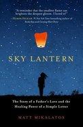 Sky Lantern Paperback