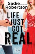 Life Just Got Real Paperback