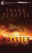 Monster (Abridged, 4 Cds) CD
