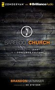 Barefoot Church (Unabridged, 7 Cds) CD
