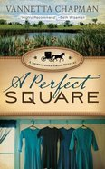 A Perfect Square (Unabridged, 9 CDS) (#02 in A Shipshewana Amish Mystery Audio Series) CD