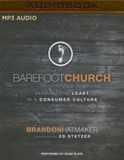 Barefoot Church (Unabridged, Mp3) CD