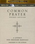 Common Prayer (Unabridged, Mp3) CD