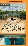 A Perfect Square (Unabridged, MP3) (#02 in A Shipshewana Amish Mystery Audio Series) CD