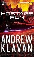 Hostage Run (Unabridged, 9 CDS) (#02 in Mindwar Trilogy Audio Series) CD