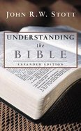 Understanding the Bible (Unabridged, 9 Cds) CD