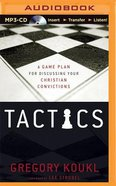 Tactics (Unabridged, Mp3) CD