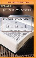 Understanding the Bible (Unabridged, Mp3) CD
