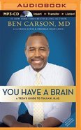 You Have a Brain (Unabridged, Mp3) CD