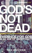 God's Not Dead (Unabridged, 6 Cds) CD