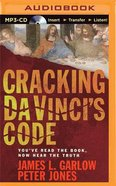 Cracking Da Vinci's Code (Unabridged, Mp3) CD