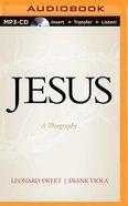 Jesus: A Theography (Unabridged, Mp3)