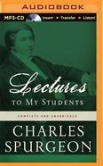 Lectures to My Students (Unabridged, Mp3) CD