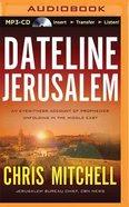 Dateline Jerusalem (Unabridged, Mp3) CD