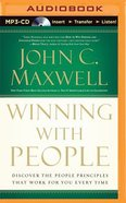 Winning With People (Unabridged, Mp3) CD