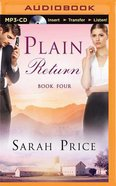 Plain Return (Unabridged, MP3) (#04 in The Plain Fame Audio Series)