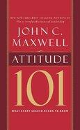 Attitude 101 (Unabridged, 2 Cds) CD