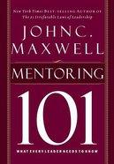 Mentoring 101 (Unabridged, 2 Cds)