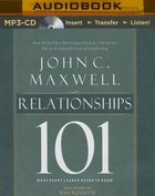 Relationships 101 (Unabridged, Mp3) CD