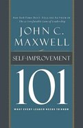 Self-Improvement 101 (Unabridged, 2 Cds) CD