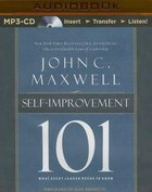 Self-Improvement 101 (Unabridged, Mp3) CD