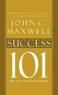Success 101 (Unabridged, 2 Cds) CD