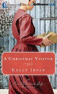 A Christmas Visitor (Unabridged, 2 Cds) CD
