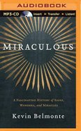Miraculous (Unabridged, Mp3) CD