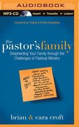 The Pastor's Family (Unabridged, Mp3) CD