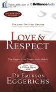 Love & Respect (Unabridged, 8 Cds) CD