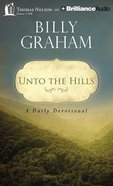 Unto the Hills (Unabridged, 2 Cds) CD