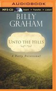 Unto the Hills (Unabridged, Mp3) CD