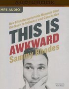 This is Awkward (Unabridged, Mp3) CD