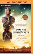 Same Kind of Different as Me (Unabridged, MP3) (Movie Edition) CD