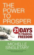 Power to Prosper (Unabridged, 6 Cds) CD