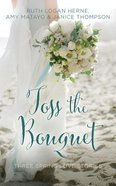 Toss the Bouquet: Spring Love Stories (Unabridged, 2 Cds) (3in1) (Year Of Wedding Story Novella Series Audio) CD