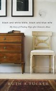Black and White Bible, Black and Blue Wife (Unabridged, 5 Cds) CD