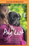 Pug List (Unabridged, Mp3) CD
